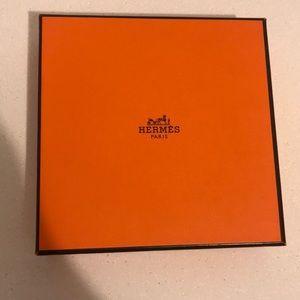 Authentic Hermès Box
